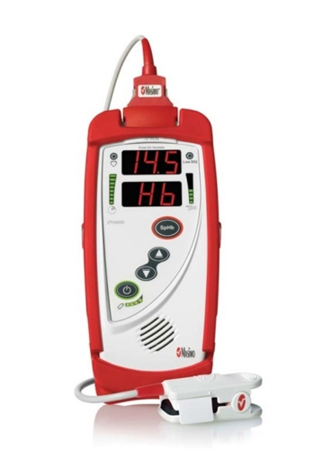 Masimo Pronto Pulse CO-Oximeter - Pediatric with 200 SpHb Tests