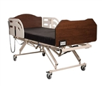 Complete Care Bariatric Electric Bed, 650 lb capacity