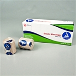 "Elastic Bandages 4"", Latex Free- 5/10/Cs"