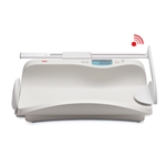 Seca Wireless EMR Ready Baby Scale with Extra-Large Weighing Tray