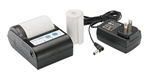 Welch Allyn 39400/39500/MicroTymp 4 MPT-II Printer Set