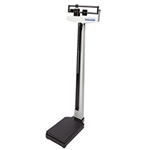Health O Meter Mechanical Beam Scale with Height Rod Only