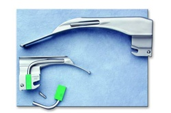 ADC Child Macintosh Fiberoptic Laryngoscope Blade Size 2 4072F