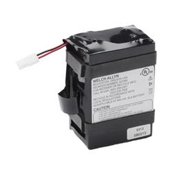 Panasonic Rechargeable Battery Assembly, 6V Lead-Acid