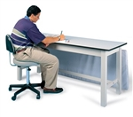 Hausmann Series 4082 Treatment Table