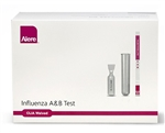 Alere Influenza A & B Dipstick Flu Test Kit - 25 Tests