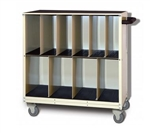 "Multiviewer Cart 36"" x 18"" x 40"""