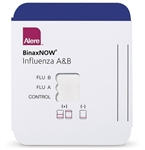 Alere Influenza A & B Test Kit - 10 Tests