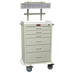 Harloff Mini24 Anesthesia Cart