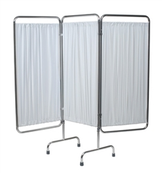 Lumex 3-Section Folding Privacy Screen