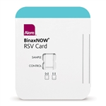 Alere BinaxNOW RSV Test Kit - 10 Tests