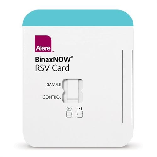 Alere BinaxNOW RSV Test Kit - 22 Tests