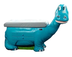 Pedia Pals Dinosaur Pediatric Exam Table