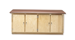 Bailey 4301 Cabinet Table