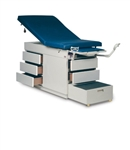 Hausmann Series 4412 Gas Spring Back Exam Table