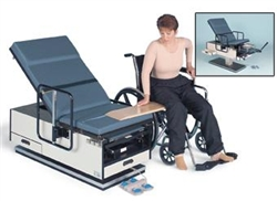 Hausmann Powermatic® Wheelchair Accessible ADA Exam Table