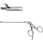Sklar Arthroscopy Scissors, 3.4mm - Straight Hook