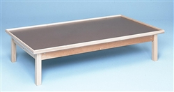Bailey Raised Rim Mat Tables
