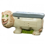 Pedia Pals Lion Pediatric Exam Table