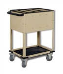 Techno-Aide Small Activity Cart