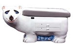 Pedia Pals Polar Bear Pediatric Exam Table