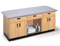 Hausmann Series 4834 Treatment Table