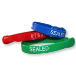 Omnimed Plastic Numbered Truck Seals