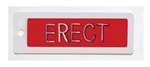"Elite Style 1/2"" X-Ray Identifier Words Markers - 4-5 Letters, Personalized"