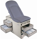 Brewer Access Exam Table with Electrical Outlet: Medical Tables - Medical Device Depot