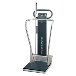 Scale-Tronix 5002 Mobile Stand-On Scale (KG Only)