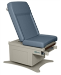 UMF Power Hi-Lo & Power Back Exam Table (Std. Prem. Top), 400 lb capacity 2 Function Hand Control