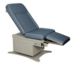 UMF Power Hi-Lo & Manual Back Exam Table (Std. Premium Top), 400 lb capacity, 1 Function Foot Control