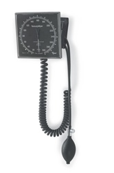 Tycos® 509 Wall Aneroid Sphygmomanometer with Adult One-Piece Cuff