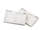 Welch Allyn Patient Diaries for ABPM 6100 (Set of 50)