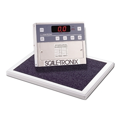 Scale-Tronix® Physician's Stand-on Scale (KG Only)