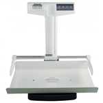 Health O Meter Digital Pediatric Tray Scale with Digital Height Rod