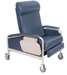Winco XL Convalescent Recliner (3-Positions)