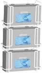 R&B Triple Wire Glove Box Dispenser