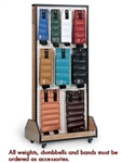 Hausmann Multi-Purpose Weight/Storage Rack