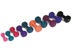 Hausmann Vinyl Coated Dumbbells