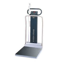 Scale-Tronix® Mobile Bariatric Stand-on Scale (KG Only)