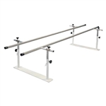 Bailey 7 Ft. Steel Base Folding Parallel Bars
