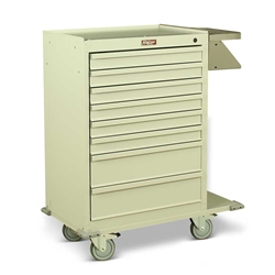 Stainless Steel Casting-Splinting Eight Drawer