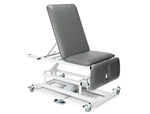 Hausmann 3-Section Hi-Lo Multi-Position Treatment Table