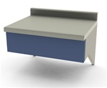 "UMF Modular Cabinets, 24"" Desk Unit"