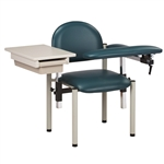Clinton SC Series, Padded, Blood Drawing Chair