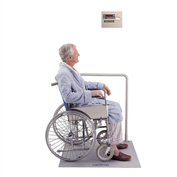 Scale-Tronix In-Floor Wheelchair Scale