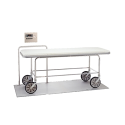 Scale-Tronix® In-Floor Stretcher Scale
