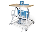 Hausmann Bariatric Electric Stand-In Table