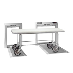 Scale-Tronix® Stow-A-Weigh® Stretcher Scale (KG Only)